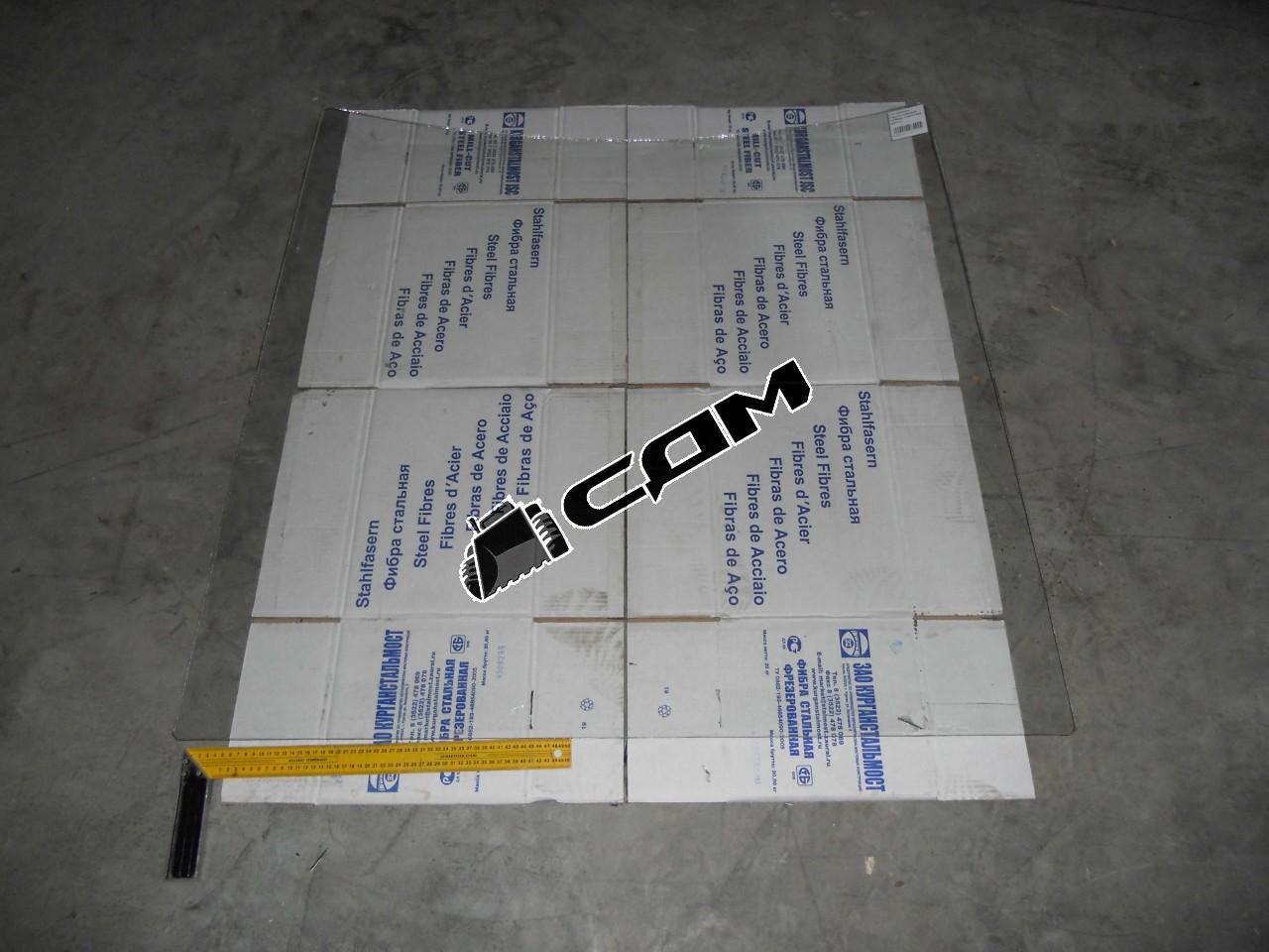 Стекло лобовое CDM833 1150x1065 (2011г).