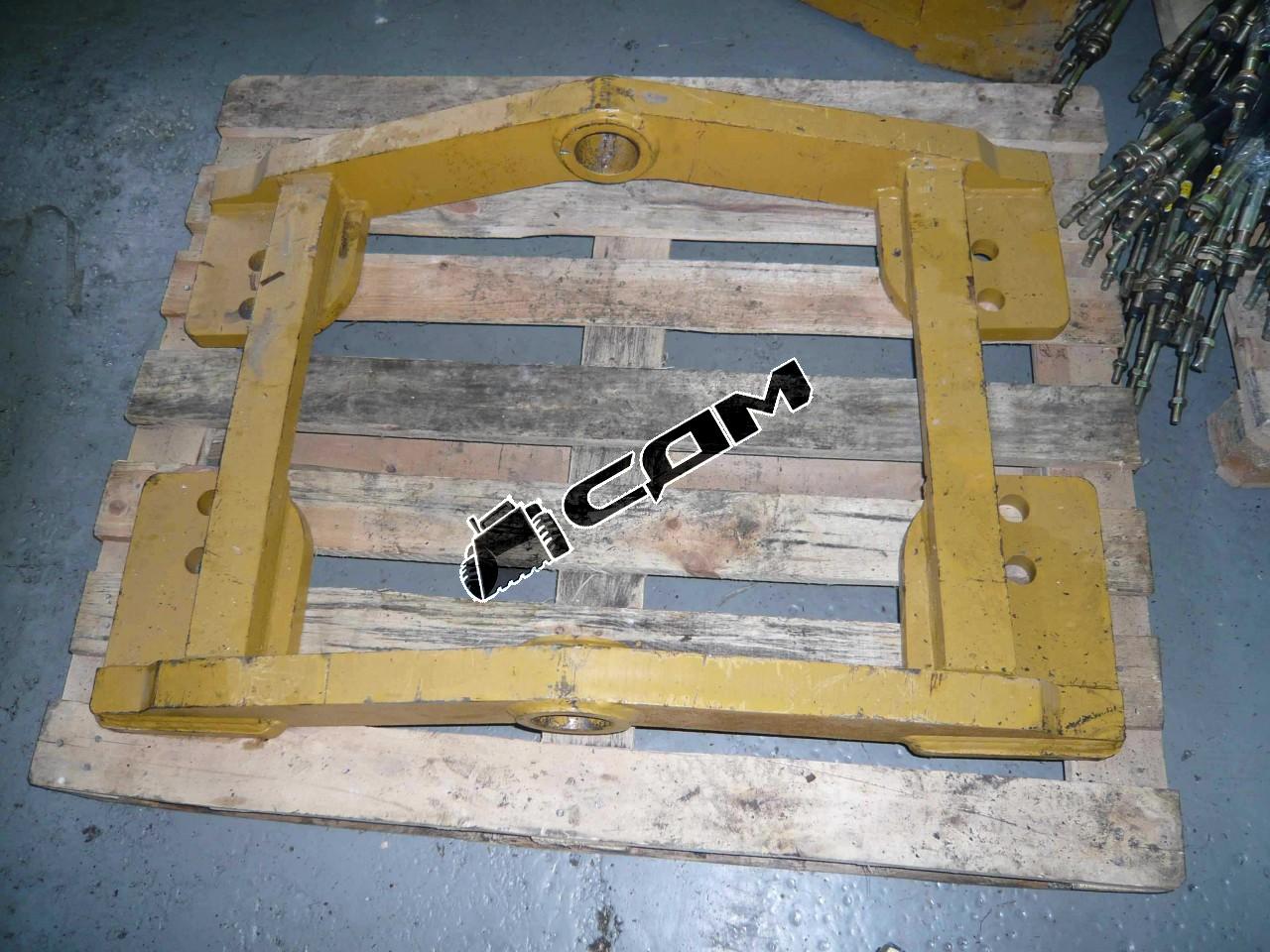 Балансир заднего моста CDM855 (осцилятор) LG50F.10300B LG855.10.03