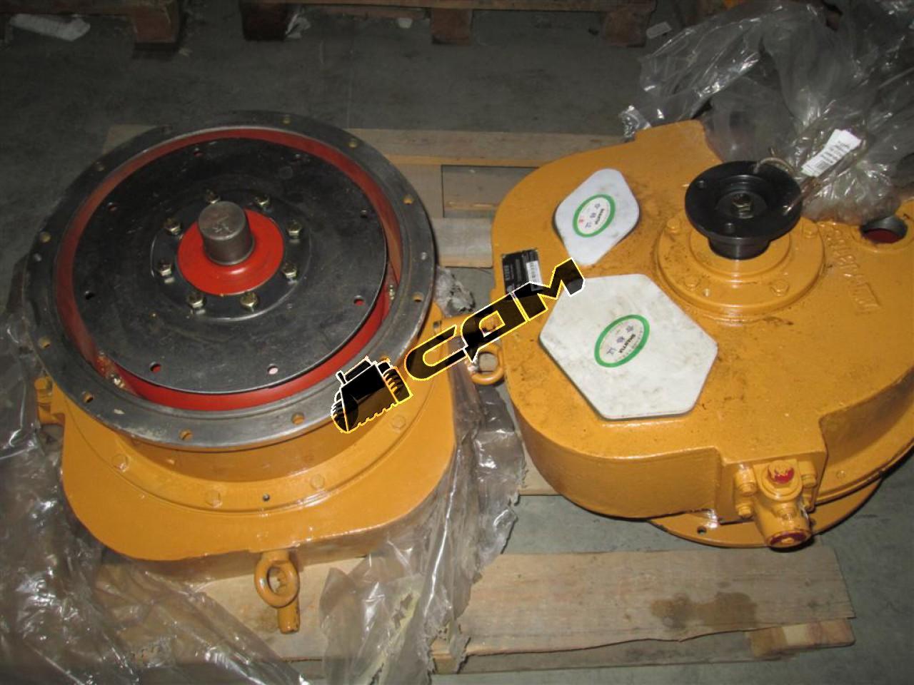Гидротрансформатор CDM833 с демпферным диском    YJ315S-4