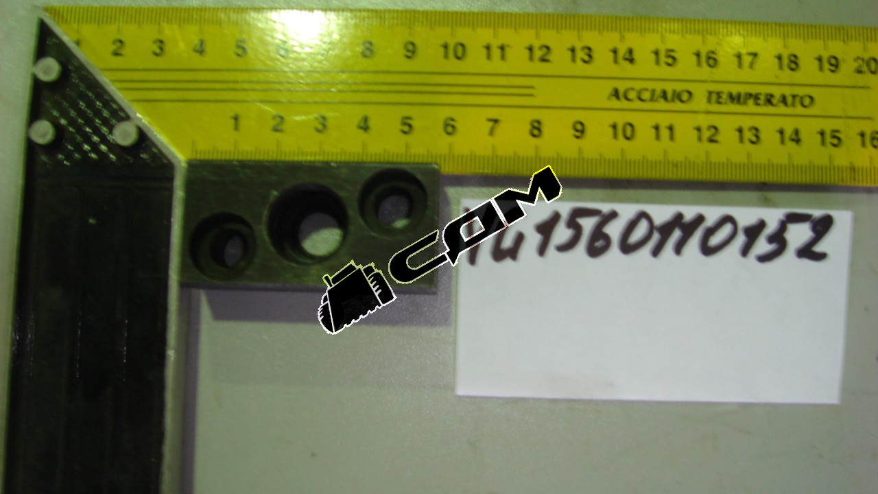 Фланец впускной трубки (Euro 2/Euro 3)  VG1560110152