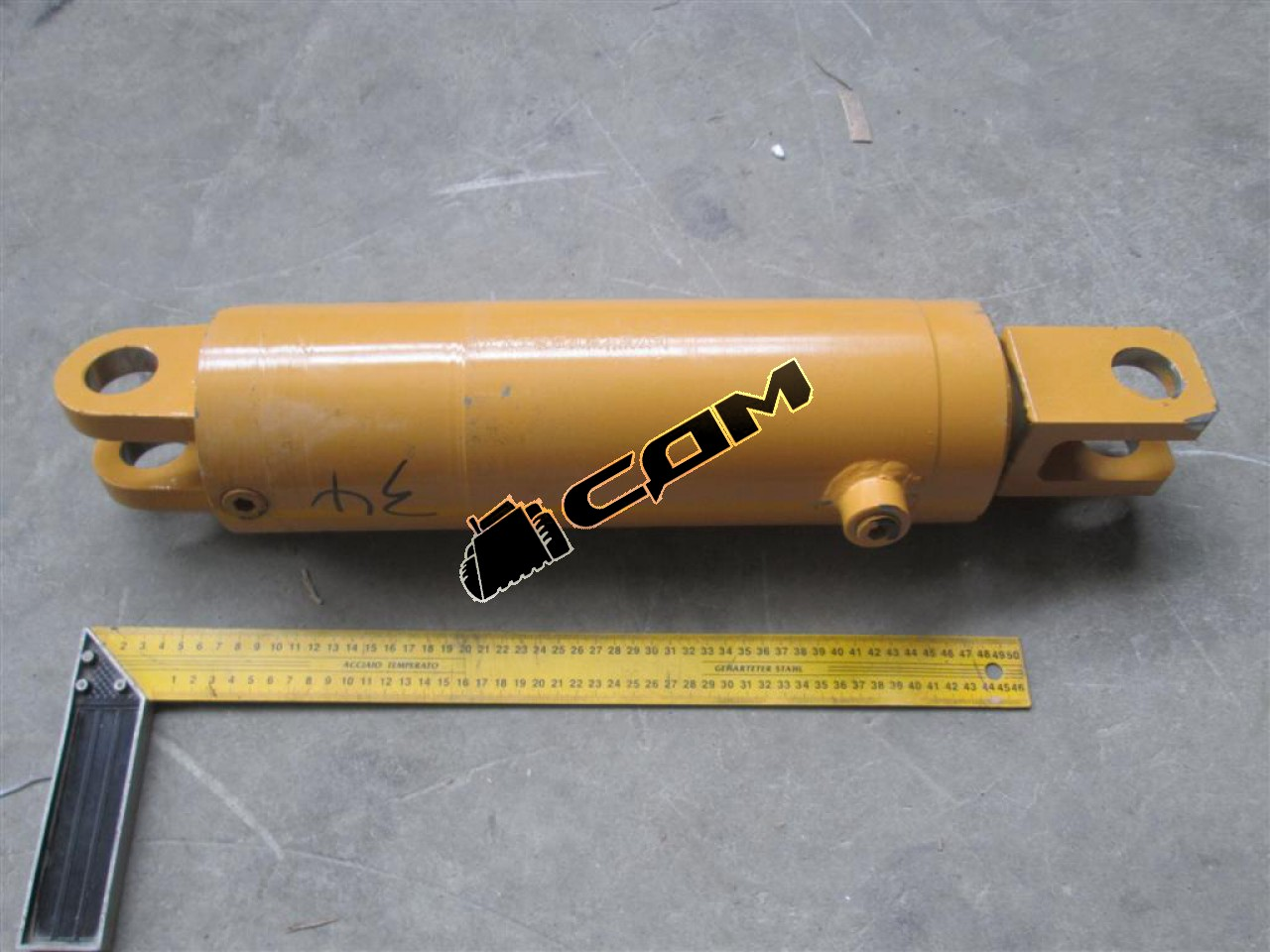 Гидроцилиндр поворота CDM520  LED100\40A