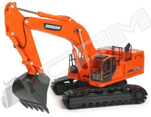 Экскаватор Doosan DX 700LC