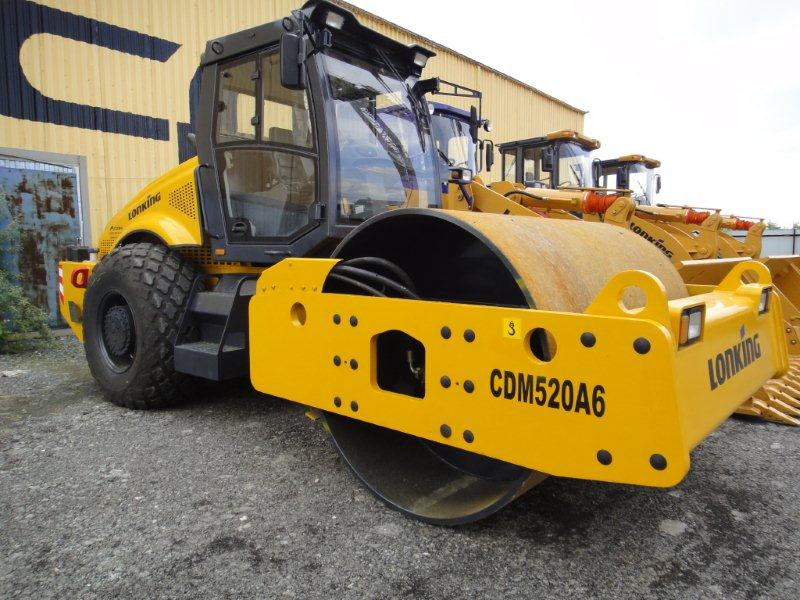 Дорожный каток Lonking CDM 520A6